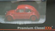 PREMIUM CLASSIXXS- Volkswagen V3 Prototype in Red Limited 750 - 1/43