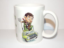 Mug Mr Bean Car Mini - Gift Cup Present