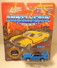 Johnny Lightning Muscle Cars USA 1970 Plymouth Superbird series 10