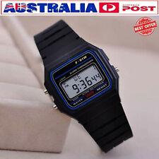 F91W Black Casual Watch Vintage Retro Digital F91-W Warranty Water Resist AU
