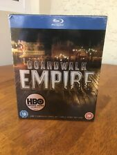 Boardwalk Empire Complete First Second Third Season Sealed Blu-ray 15 Discs 2013