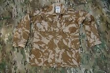 RARE - Gulf War 1 - British Issue 1990 Temperate Pattern Desert Field Jacket