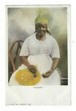 Black Americana, Ethnic, Postcard, E C Kropp, Milwaukee. #450