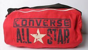 Converse Duffel Bag (Red)