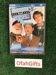 Only Fools and Horses DVD Collection Disc 8