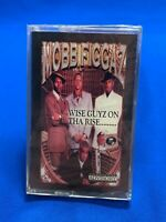 Mobb Figgaz ‎– Wise Guyz On Tha Rise | Cassette Tape Album Hip Hop Gangsta Rap