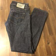 Diesel Jeans Matic Stretch  Dark Wash Skinny Denim Jeans Size 26 x 30 EUC