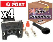 Set of 4x EV1 Injector Plug Connector Bosch SARD Raceworks GTR BMW Fuel Type C