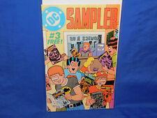 DC Sampler Comic Book #3 DC Comics 1st Hellblazer John Constantine Preview VF