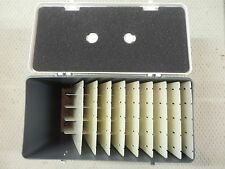 """13"""" Special Mate Tackle Box, Gray, Holds 45 Body Baits for Musky Fishing #1345"""