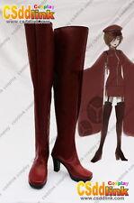 Vocaloid Meiko Senbon Sakura cosplay shoes boots csddlink