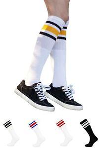 """Skater basketball Socks Ladies Men's 19""""  23"""" inches Long sport socks"""