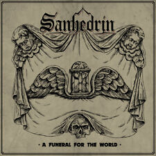 SANHEDRIN -  A Funeral for the World (NEW*US METAL PRIVATE PRESS*M.CIRCLE*MAIDEN