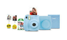 NEW Fujifilm Instax Mini 7s Instant Camera with Case Film Albumn Holder Bundle