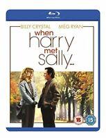 When Harry Met Sally [Blu-ray] [1989] [DVD][Region 2]