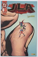 JLA (Justice League of America) # 0 ORO-LOGO Variant COMIC ACTION 2001-Top