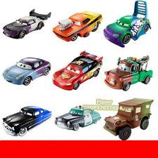 Original Mattel Disney Cars Changers Color Rare McQueen Sally Sheriff Cars