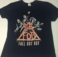 Fall Out Boy Monumentour 2014 Tour Shirt Mens M Stump Wentz Chicago Rock