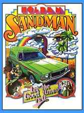 Holden, Sandman Cake topper image icing FONDANT birthday, party