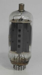 LOOKS ALMOST UNUSED TESTED FULL OUTPUT G.E 8950 RF OUTPUT POWER TUBE