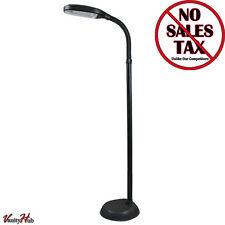 "Floor Lamp Daylight Sun Light 60"" Output Light Therapy SAD Seasonal NEW"
