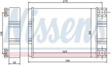 HVAC Heater Core Front Nissens 72028