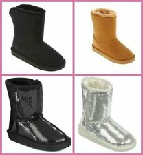 Arizona Girl's Toddler Boots  Winter Lil Molly & Lil Sparkle 6 7 8 9 or 10, New