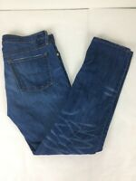Juicy Jean Couture Womens Size 26 Slouchy Straight Denim Jeans