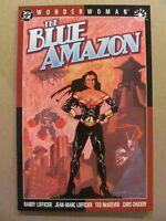 Wonder Woman The Blue Amazon #1 DC Elseworlds 2003 One Shot 9.6 Near Mint+