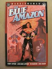 Wonder Woman The Blue Amazon #1 DC Elseworlds 2003 One Shot 9.6 Near Mint+