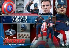 Hot Toys MMS 281 Captain America Avengers: Age of Ultron 1/6 Masterpiece Figure