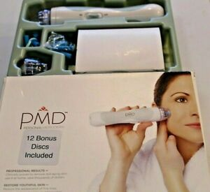 PMD Personal Microderm Classic + 12 Extra Bonus Discs NEW Restore Youthful Skin