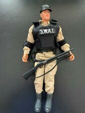 "Hasbro GI Joe SWAT Police Officer 1/6 12"" Action Figure"