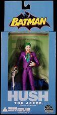 BATMAN HUSH  Series 1  JOKER ACTION FIGURE  DC Direct 2003 ~ New   JIM LEE
