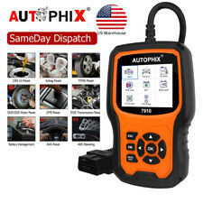 Autophix 7910 OBD2 Code Reader Scanner Car Check Engine Diagnostic Tool For BMW