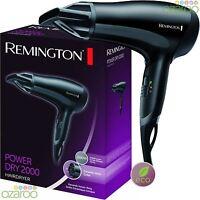 Remington Puissance Sec 2000 D3010 Professionnel Séchoir Sèche-cheveux Céramique