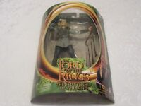 Lord of the Rings LOTR Fellowship Legolas Dagger Slashing Arrow Launching Figure