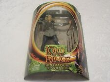 Lord of the Rings Lotr Fellowship Legolas Dagger Slashing Arrow Launching Figure