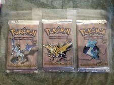 Fossil Pokémon Sealed Booster Packs