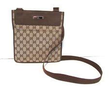 Authentic Vintage GUCCI Messenger UNISEX Crossbody Shoulder Bag Purse Handbag