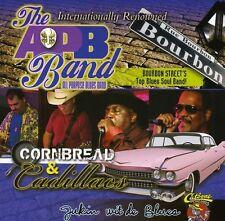 Cornbread & Cadillacs - All Purpose Blues Band (2012, CD NIEUW)