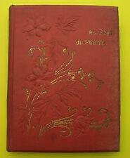 Au pays du Pétrole  ( Aventures, voyage ) - E. Parès - 1880 !