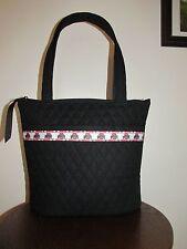 The Shoe, The Ohio State University Handbag Black Zipper top  Made in Ohio, USA