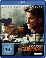 The Gunman (Sean Penn) Blu Ray NEU