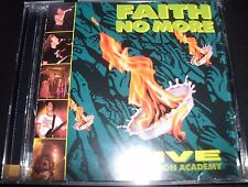 Faith No More ‎– Live At The Brixton Academy (Australia) CD – Like New
