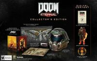 DOOM Eternal Collector's Edition for PlayStation 4 2020 PS4 BRAND NEW IN HAND
