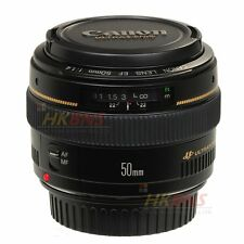Canon EF 50mm f/1.4 USM Lens 50 f1.4 for 70D 60D 700D 6D 5D Mark II III 1Dx ~NEW