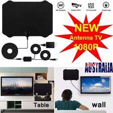 Digital TV Antenna 120 Mile Range Amplifier 1080P HDTV Indoor Signal Booster AU
