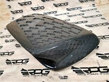 "RPG STi 4"" Honeycomb Carbon Hood Scoop for 02-03 Subaru Impreza WRX STi Bugeye"