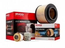 RYCO FIREGUARDIAN Air Oil Fuel Filter Service Kits TOYOTA HILUX 2005~2015 3.0L